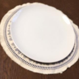 大皿 と マット