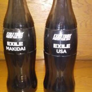EXILEコカ・コーラゼロボトルカップ2つセット
