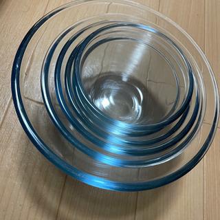 耐熱ガラスボウル - 家電