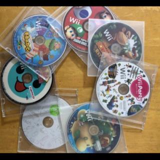 【ネット決済・配送可】※配送可版※ 値下げ!【中古】Wii  ソ...