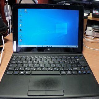 値下げしました。10.1型Windows10タブレット「D…