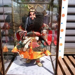 【4/30まで!】★無料★ 日本人形 鍾馗(しょうき)様(「魔よ...