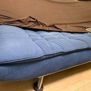 三人掛けソファーベッド