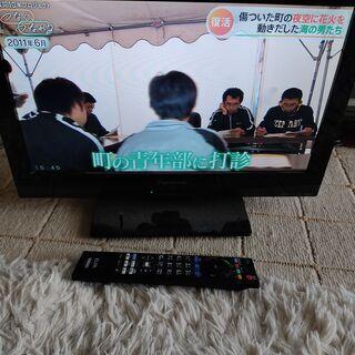 液晶テレビ パナソニック TH-L19C3-K 2011年 19インチ