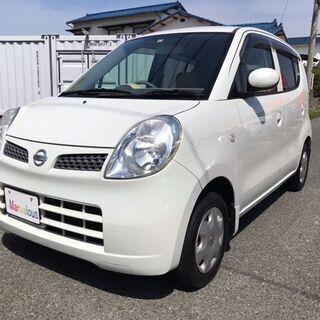 モコ 車検2年付き 乗り出し12万円
