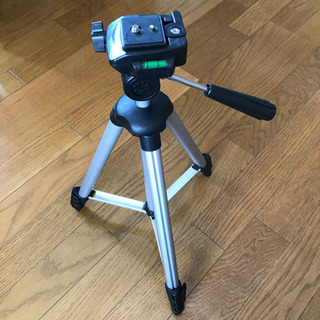 水平器付き カメラ用三脚