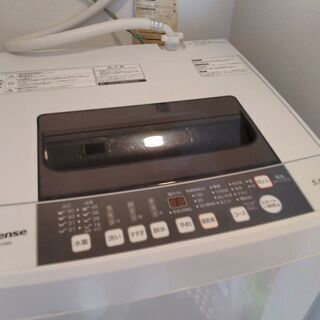 Hisense 洗濯機