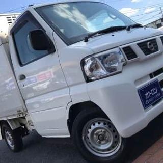 使い用途は無限大‼‼ 日産 蓄冷式低温冷凍車(^^)/