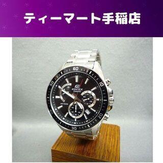 美品 CASIO エディフィス EFR-552 腕時計 メンズ ...