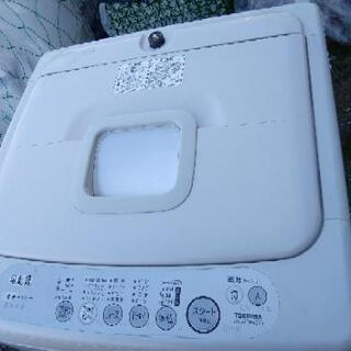 洗濯機 TOSHIBA 4·2キロ