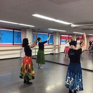 古市駅近フラダンス教室 一緒に踊りませんか♪ 初心者さん大歓迎!...