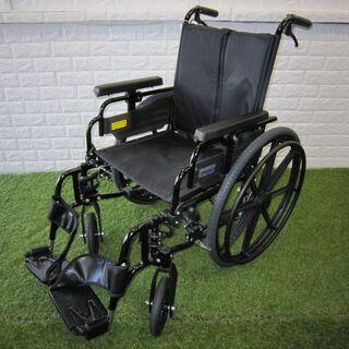 【中古】 車椅子 Miki製 (黒)自走式