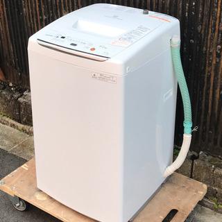 東芝 4.2kg洗濯機 AW42ML(W)②