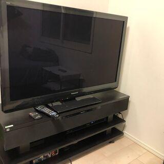 Panasonic テレビ、ホームシアターセット