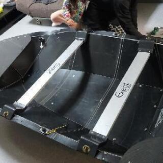 Folding boat 高分子ポリエチレン 折り畳み式ボート ...