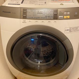 【ネット決済】17日まで!美品パナソニック洗濯乾燥機