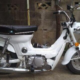 ホンダ シャリーの海外バージョン124cc