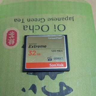 Sandisk Compact Flash 32GB Extre...