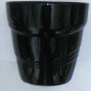 植木鉢 黒 大