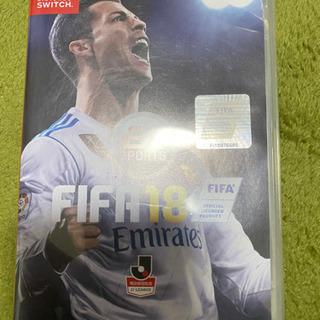 【ネット決済】FIFA18 任天堂Switchカセット