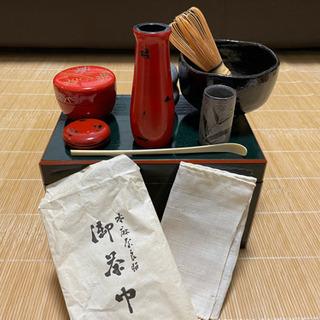 茶道具一式 【取りに来ていただける方限定、現金対応のみ】