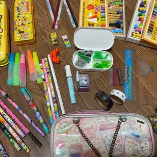 《予定者決定》文具&雑貨 新品使用済みいろいろ^_^ - 子供用品