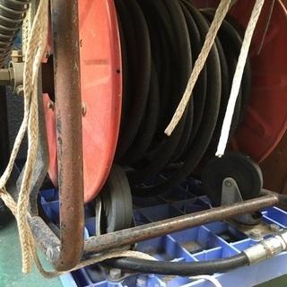 セイワ  高圧洗浄機のエンジン - 葛飾区