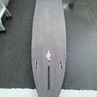 【ネット決済】ハイブリッドロングボード9.6f
