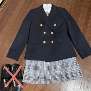 学校グッズ⑩卒服上下150㌢のみに変更の画像