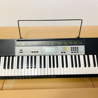 【美品】CASIO カシオ 電子キーボード 電子ピアノ CKT-...