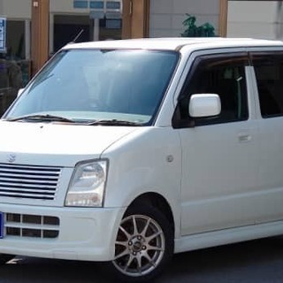 激安!!!スズキ ワゴンR 2WD FX-Sリミテッド