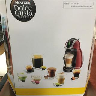ネスカフェドルチェグスト/コーヒー