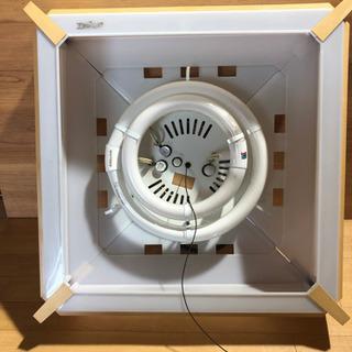 【ネット決済】和室 家庭用吊下型蛍光灯8畳〜10畳