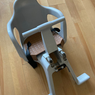 自転車の子のせ椅子