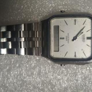 中古腕時計カシオ