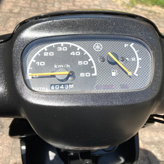 《原付バイク YAMAHA アプリオ》