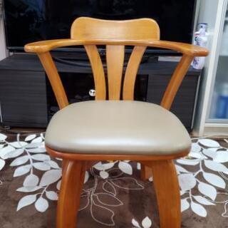 回転式椅子 2脚(3組あります)