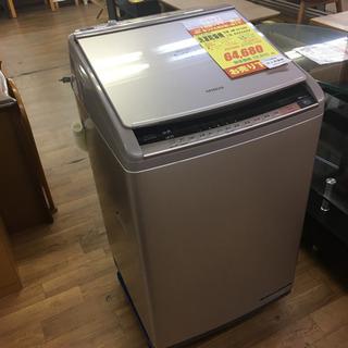 ⭐ジモティー限定特別価格⭐S127★6か月保証★10.0K洗濯乾燥機★HITACHI BW-DV100A  2016年製⭐動作確認済⭐クリーニング済  - 売ります・あげます