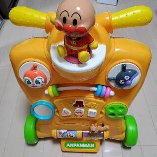 アンパンマン手押し車 乗って!押して!へんしんウォーカー