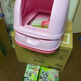 猫 デオトイレ セット - 岐阜市