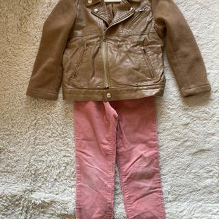 【ネット決済】120cmジャケット(アンダーカバー×ユニクロ)