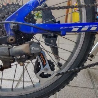 20インチ マウンテンバイク - 自転車