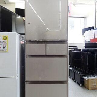【恵庭】日立 真空チルド ノンフロン冷凍冷蔵庫 R-A4700F...