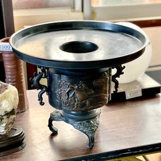 鉄製の骨董品