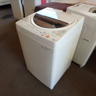 ★ガッツリ清掃済み☆2013年製☆TOSHIBA 6キロ 洗濯機...