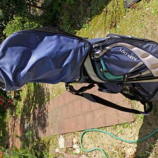 ゴルフクラブフルセット、バッグ