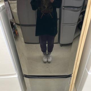 GM435【クリーニング済】冷蔵庫 三菱 2017年製 146L...