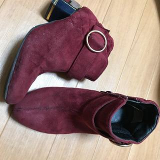 女の子用 ブーツ 20cm