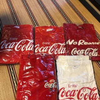 【ネット決済・配送可】コカコーラ非売品 Tシャツ トレーナー M...