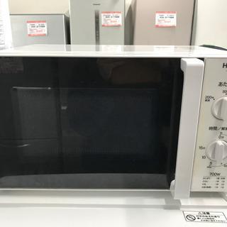【ネット決済・配送可】🍊中古 電子レンジ Haier JM-17...
